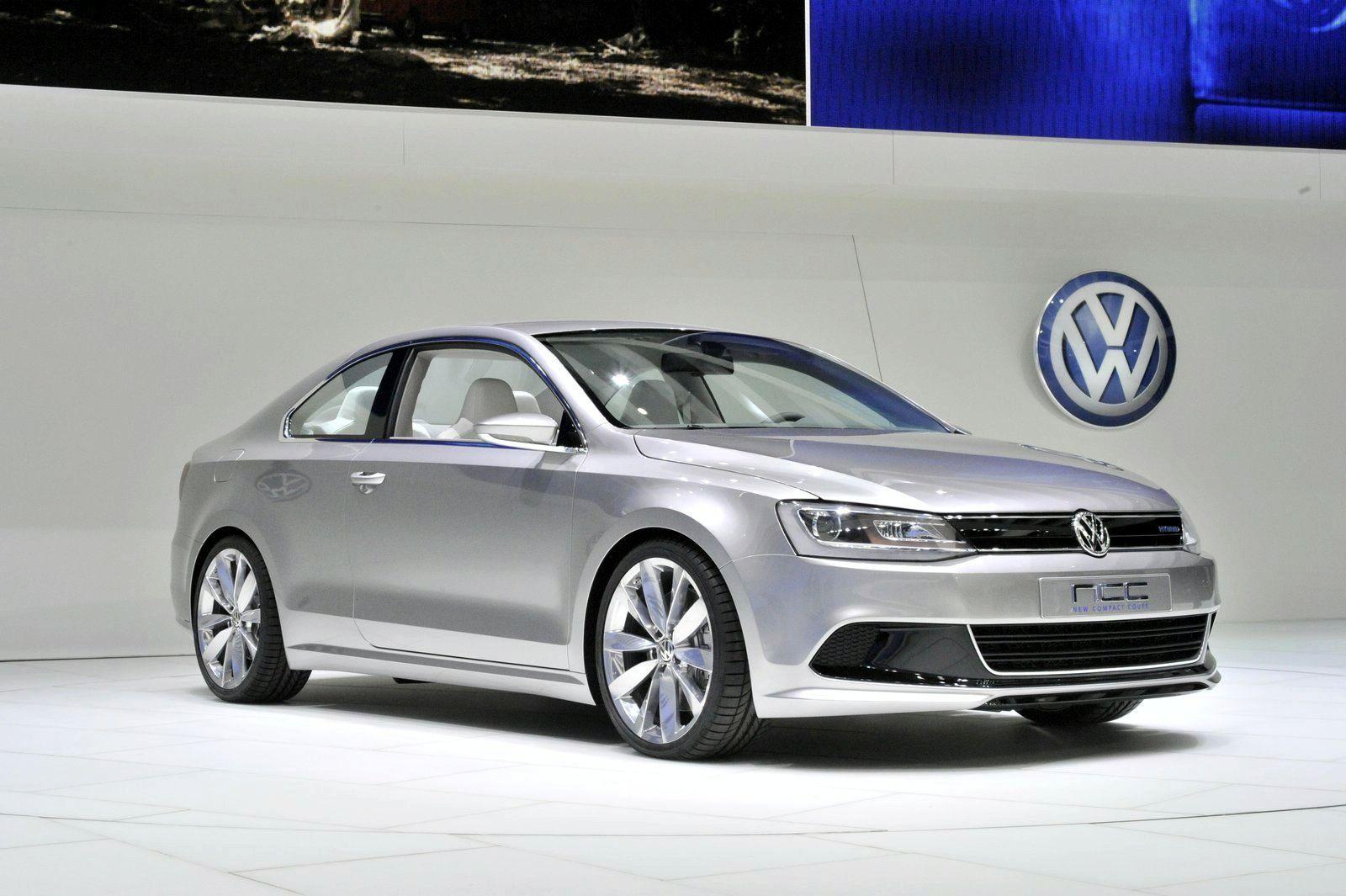 Volkswagen New Compact Coupe 2013 Jetta Passat