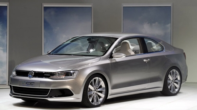Volkswagen New Compact Coupe ( 2013 Jetta )