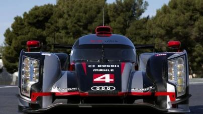 Audi R18 Hybrid Ete Kemiğe Büründü