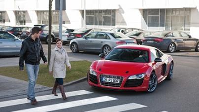 Audi Otomobillerin Sesini Besteliyor