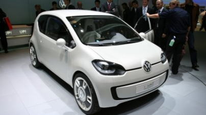 "World Car Of The Year  "" Volkswagen UP """