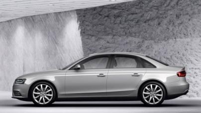 2013 Audi A4 Galeri