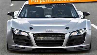 Audi'den arabasız galeri