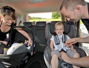 Araçta çocukların emniyeti için 10 kural