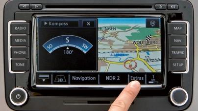 VSD Volkswagen Navigasyon Sistemleri