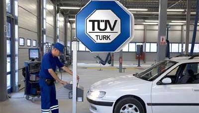 TuvTürk Araç Muayene kontrol ve kusur listesi