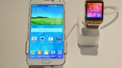 Samsung S5 Özellikler