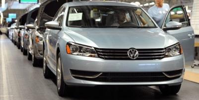 Volkswagen Polonya'yı seçti!