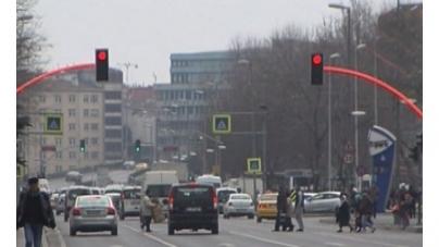 Akıllı trafik ışıkları geliyor