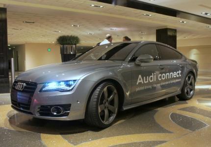 Audi pilotsuz