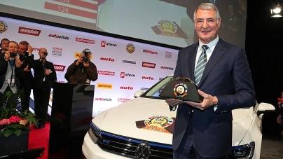 Avrupa'da Yılın Otomobili Volkswagen Passat