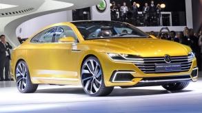 VW Sport Coupe GTE