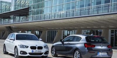 BMW Yeni 1 Serisi Türkiye' de !