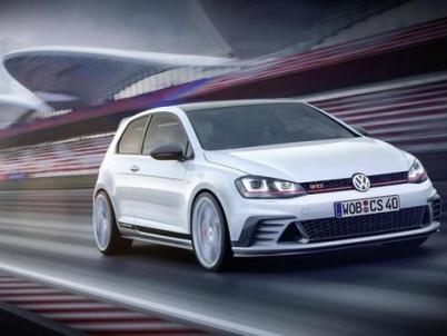VW Golf GTI Clubsport Gün Yüzüne Çıktı