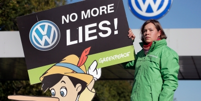 Volkswagen yok artık dedirtti!