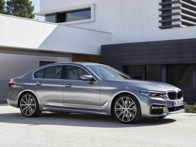 2017 Yeni BMW 5 Serisi