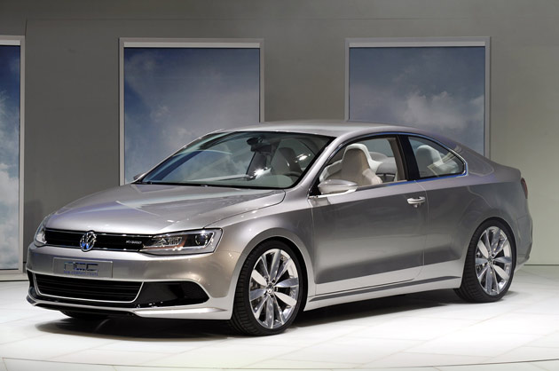 Photo of Volkswagen New Compact Coupe ( 2013 Jetta )
