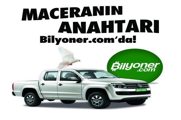 Photo of Bilyoner'in yeni kampanyası Volkswagen Amarok hediyeli