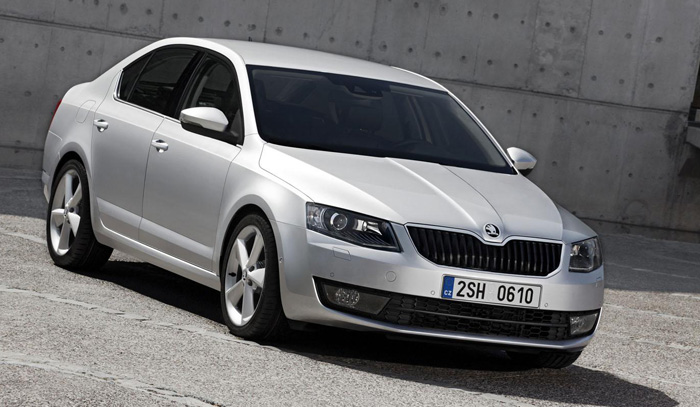 Photo of 2013 Skoda Octavia