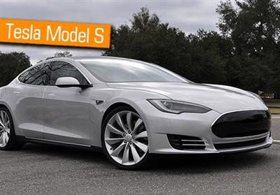 Photo of Akıllı telefon ile kontrol edilen araba Tesla Model S
