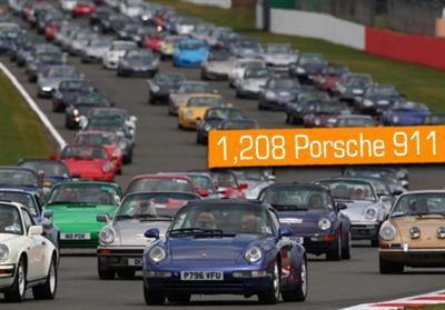 Photo of Porsche'den yeni dünya rekoru