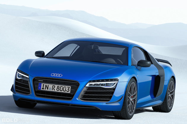 Photo of Lazer farlı Audi R8