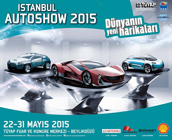 Photo of 2015 İstanbul AutoShow