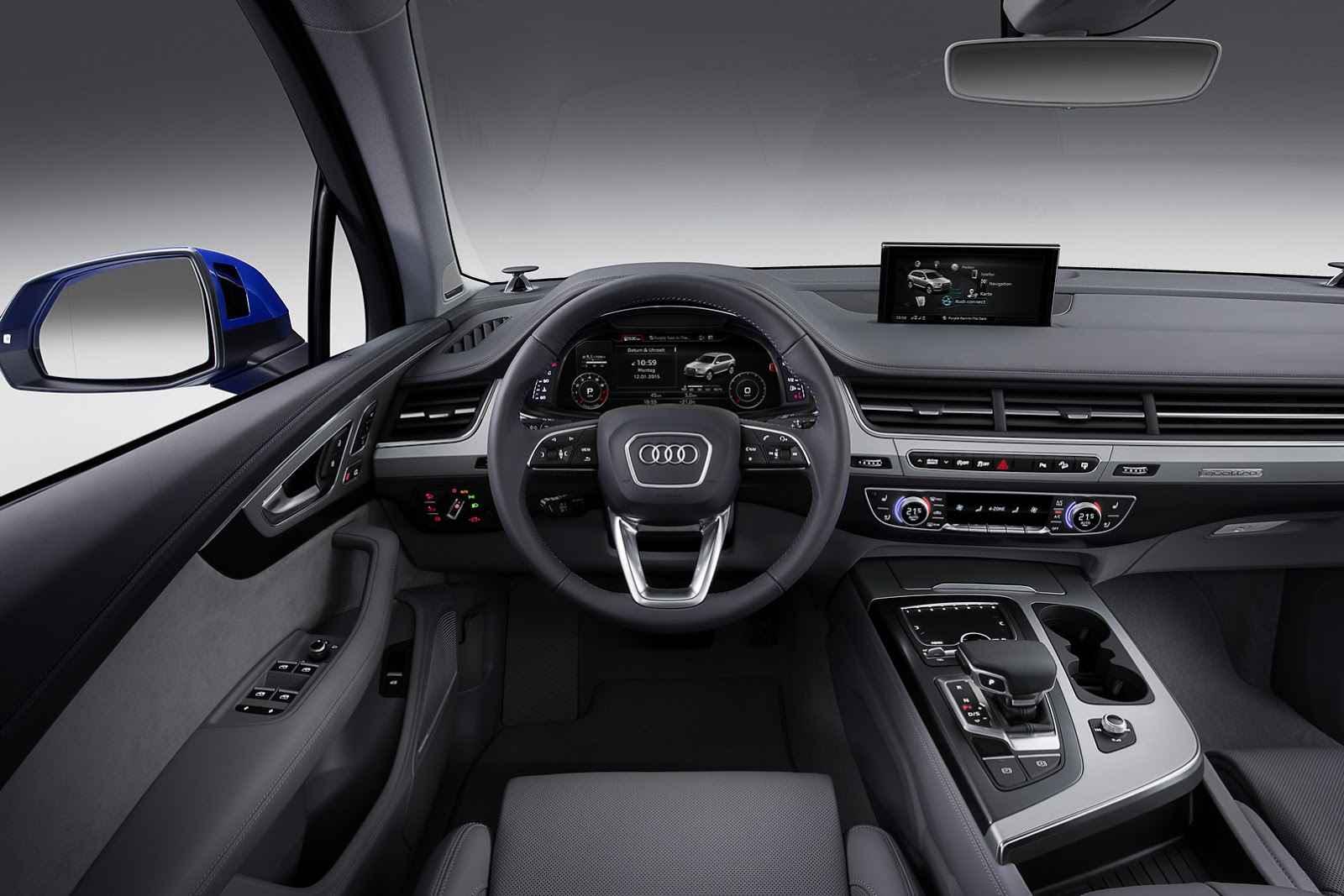 Photo of Yeni Audi Q7: Büyükbaba Gençleşti