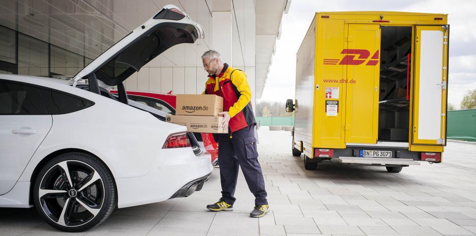 Photo of DHL Audi bağajına teslimat yapacak