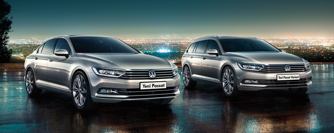 Photo of VW Passat (B8) R-Line Donanım Paketi