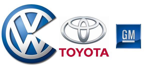 Photo of Toyota öne geçti