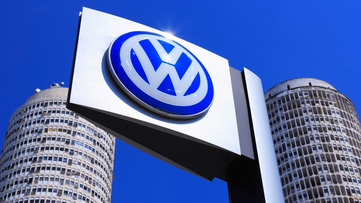 Photo of Volkswagen 'de büyük toplantı