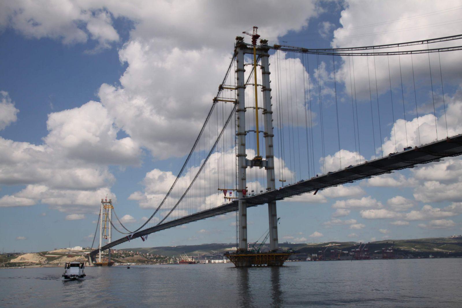 Photo of Körfez Köprüsünde Son Durum