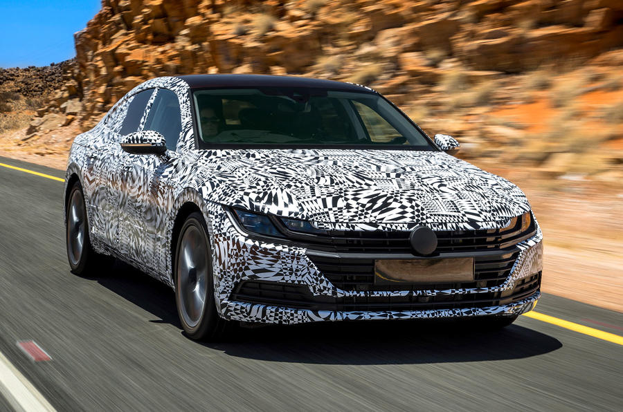 Photo of Volkswagen ARTEON Geliyor